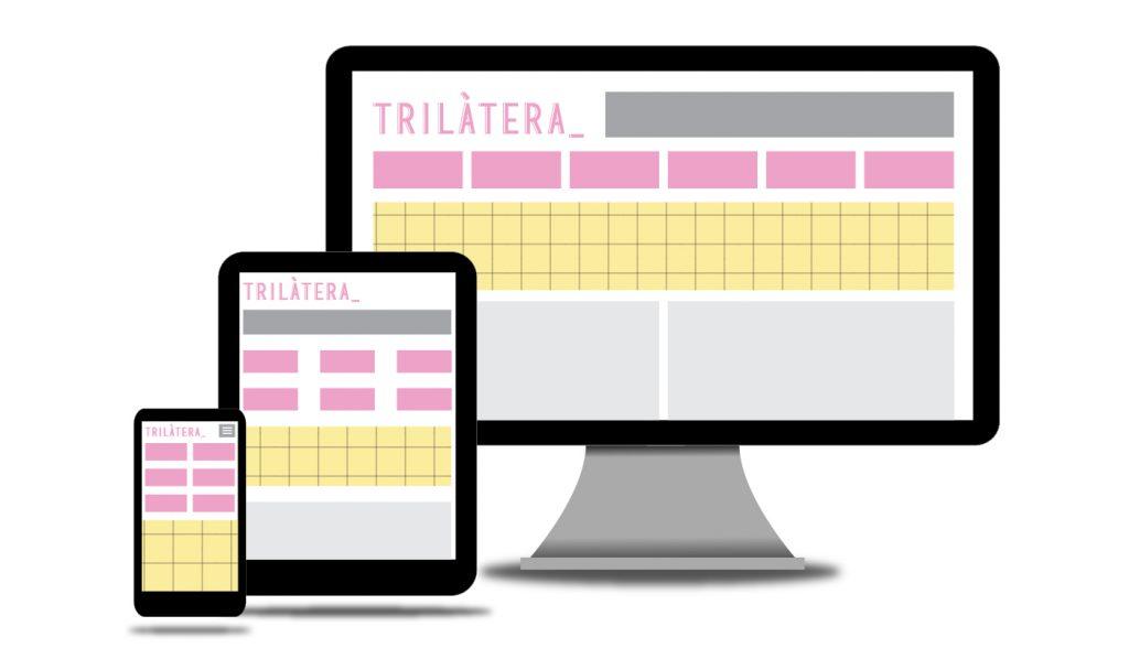 desarrollo web bilbao-web responsive bilbao-trilatera estudio diseño grafico bilbao